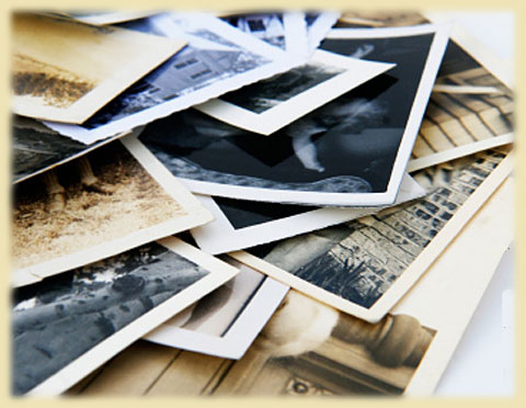Storing Photographs