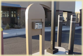 Electronic Gate Security