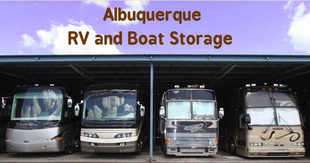 RV Storage West Albuquerque